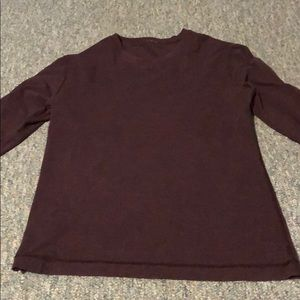 long sleeve dri fit shirt